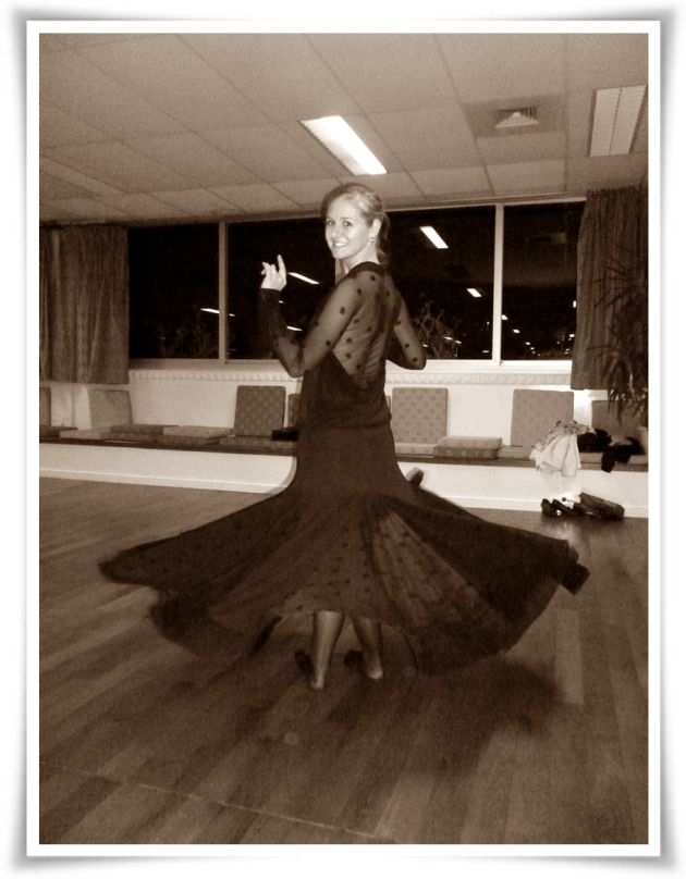 robe danse