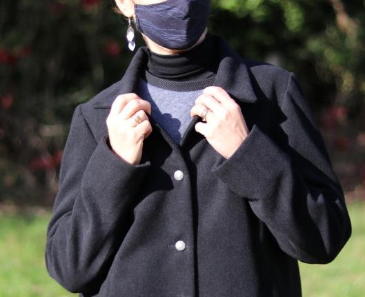 Manteau Ernest République du chiffon